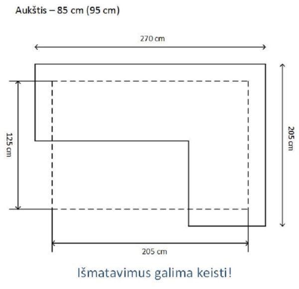 Kampas Evorno 3