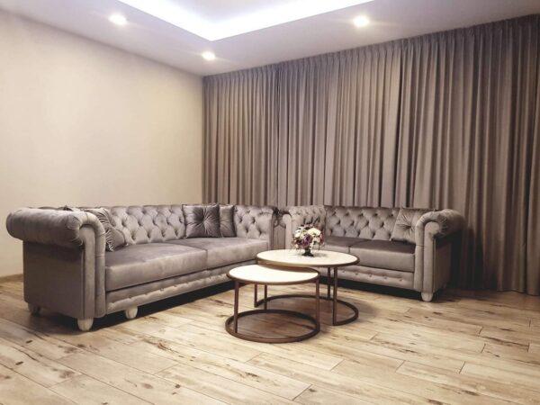 čest baldų komplektas